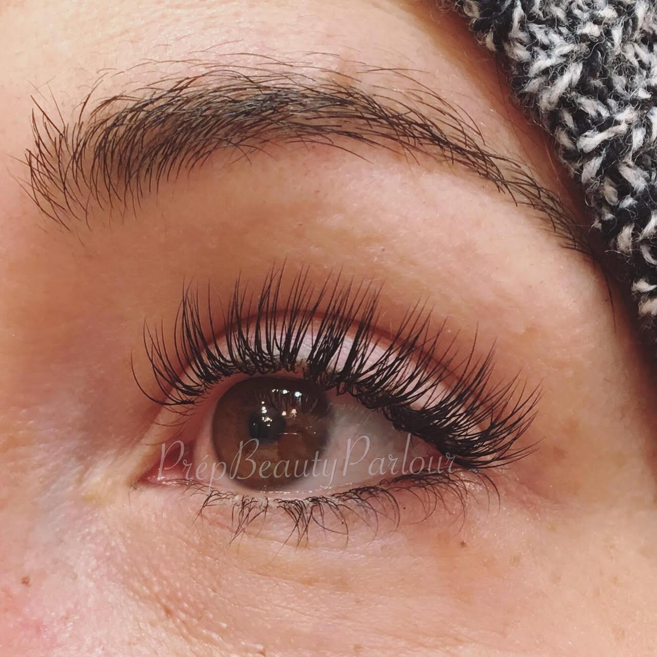 Eyelash Extensions Brown 71